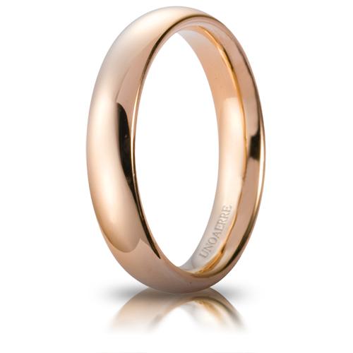 fedi-comode-unoaerre-4-mm-in-oro-rosa-un