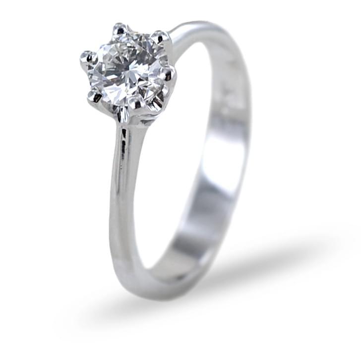Diamante perfetto per una proposta di matrimonio