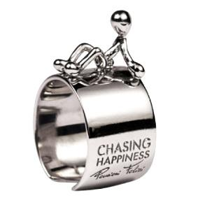 Anello Pensieri Felici Chasing happiness GS1019