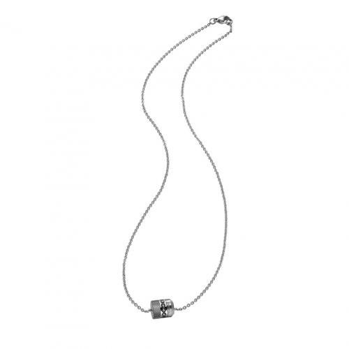 collana con pendente breil collezione breilogy tj1751