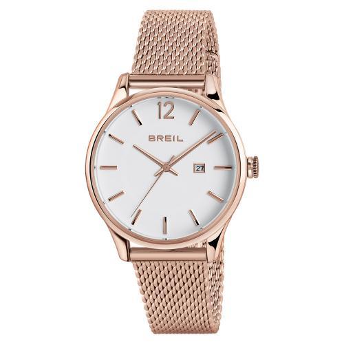 orologio donna breil solo tempo contempo bianco tw1568