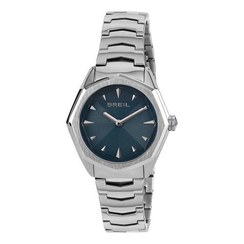orologio donna breil solo tempo eight blu tw1701