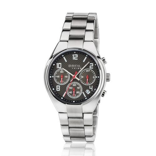 orologio uomo breil cronografo space nero ew0304