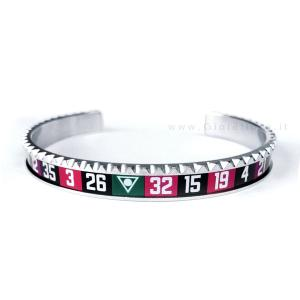 Bracciale Speedometer Official Ghiera Steel Casino - gallery