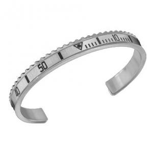 Bracciale Speedometer Official Bianco - gallery
