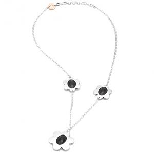 Collana Berenice con onice - Flowers collection - gallery