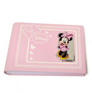 Album da bambina Minnie Mouse - album foto ricordo 15x20 cm - gallery