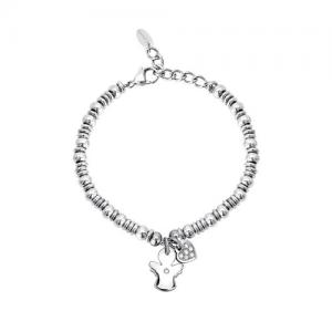 Bracciale donna 2Jewels PUPPY in acciaio Angioletto 231869 - gallery