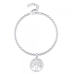 Bracciale Mabina donna in argento con simbolo albero della vita 533227 - gallery