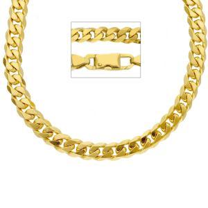Catena da Uomo Groumette in oro giallo 18 kt - 50 cm 56 grammi - gallery
