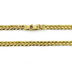 Catena da Uomo Groumette in oro giallo 18 kt - 50 cm 63 grammi - gallery