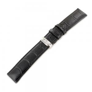 Cinturino di ricambio Tissot Tradition Nero 20 mm completo di chiusura - gallery