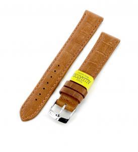 Cinturino Morellato pelle stampa Alligatore Ansa 18 mm - gallery