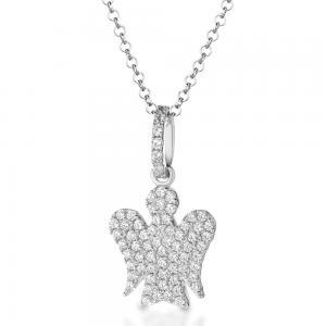 Collana con pendente in argento Angeli Roberto Giannotti GIA285 - gallery