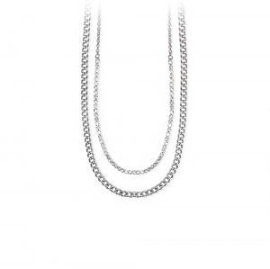 Collana donna 2Jewels in acciaio collezione Mix & match 251694 - gallery
