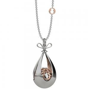 Collana Nanan con ciondolo chiama angeli in argento NAN0003 - gallery