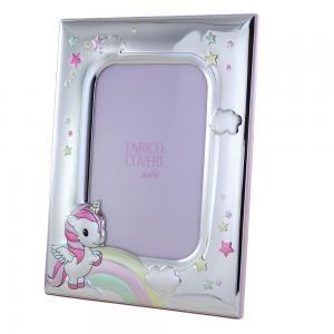 Cornice da bambina con Unicorno 9 x 13 cm cornice piccola - gallery