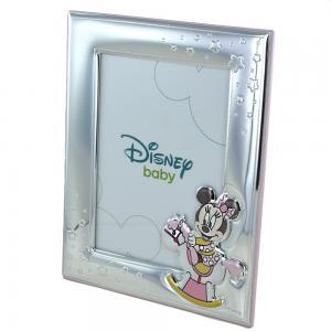 Cornice da bambina Minnie Mouse Vintage 9x13 cm - gallery