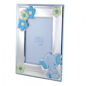 Cornice da bambino con Elefantino 9 x 13 cm cornice piccola - gallery