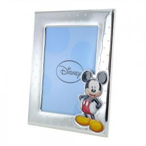 Cornice da bambino Mickey Mouse Topolino 13x18 cm - gallery
