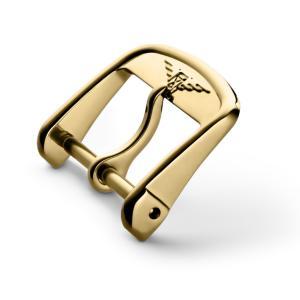 Fibbia per cinturino Longines colore Oro Giallo misura 18 mm - gallery