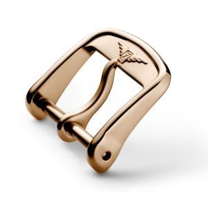 Fibbia per cinturino Longines colore Rosa misura 14 mm - gallery