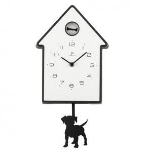 Orologio a pendolo da bambino con cane - gallery