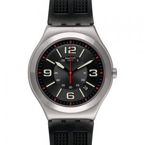 Orologio da Uomo Swatch Black Grid YWS444 - gallery