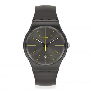 Orologio da Uomo Swatch CHARCOLAZING SUOB404 - gallery