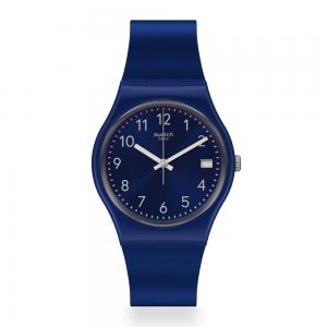 Orologio da Uomo Swatch SILVER IN BLUE GN416 - gallery