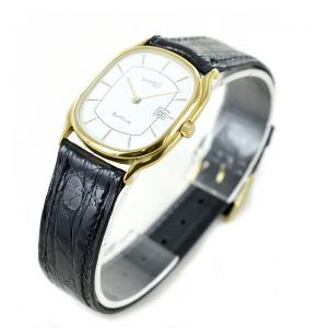 Orologio in oro 18 kt da donna Eberhard Royal Quartz - gallery