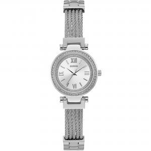Orologio Guess da Donna silver con zirconi W1009L1 - gallery