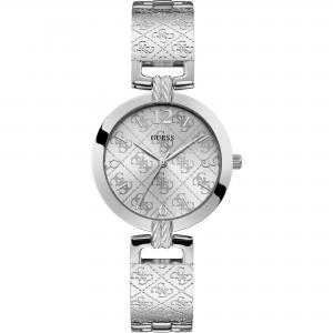 Orologio Guess Donna G LUXE con logo Guess silver W1228L1 - gallery