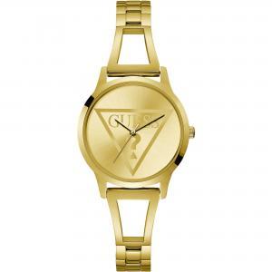 Orologio Guess Donna Solo Tempo LOLA PVD oro giallo W1145L3 - gallery