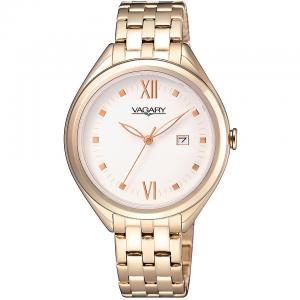 Orologio Vagary da donna PVD oro rosa al quarzo IU1-697-11 - gallery