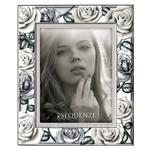 Cornice Portafoto in argento modello Carmen 18x24 cm - gallery