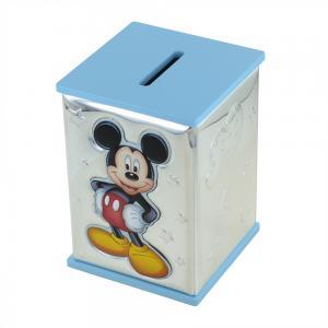 Salvadanaio da bambino Mickey Mouse Topolino - gallery