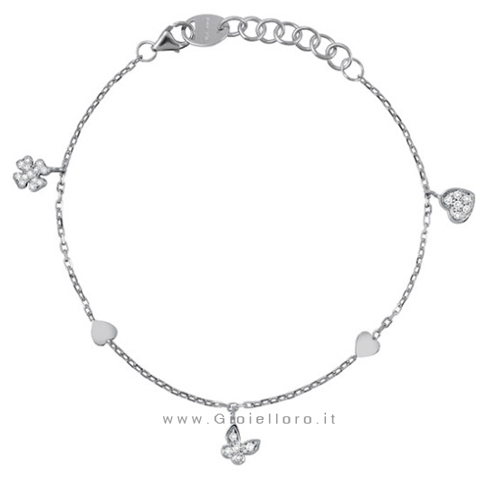 Bracciale Salvini con diamanti 20055773