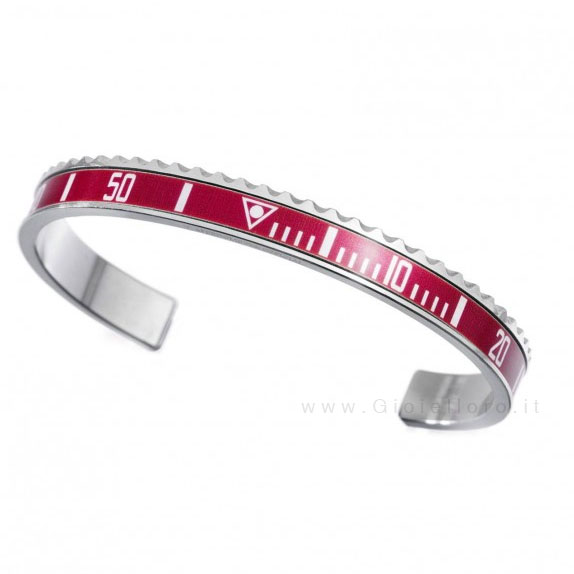 Bracciale Speedometer Official Rosso Limited Edition