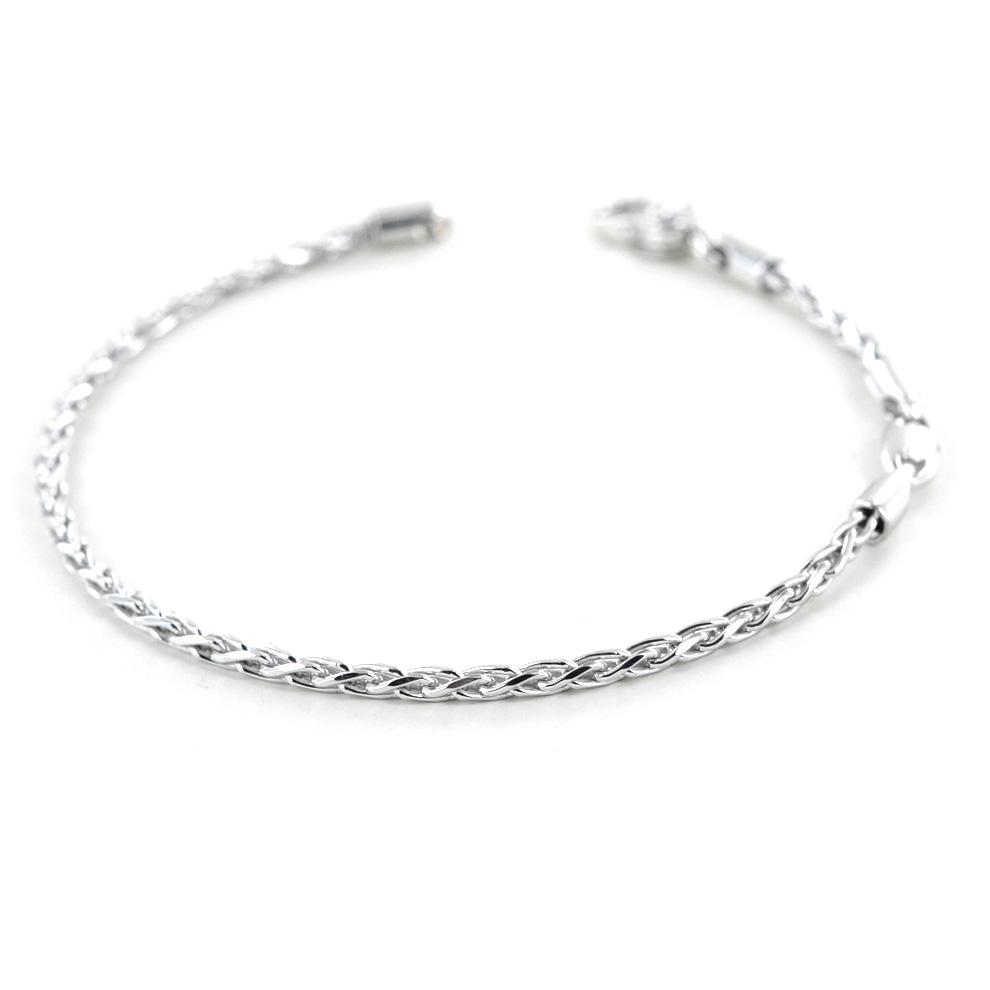 Bracciale Zancan da uomo in argento lucido EXB755-L