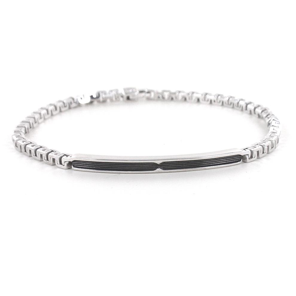 Bracciale in argento EXB727