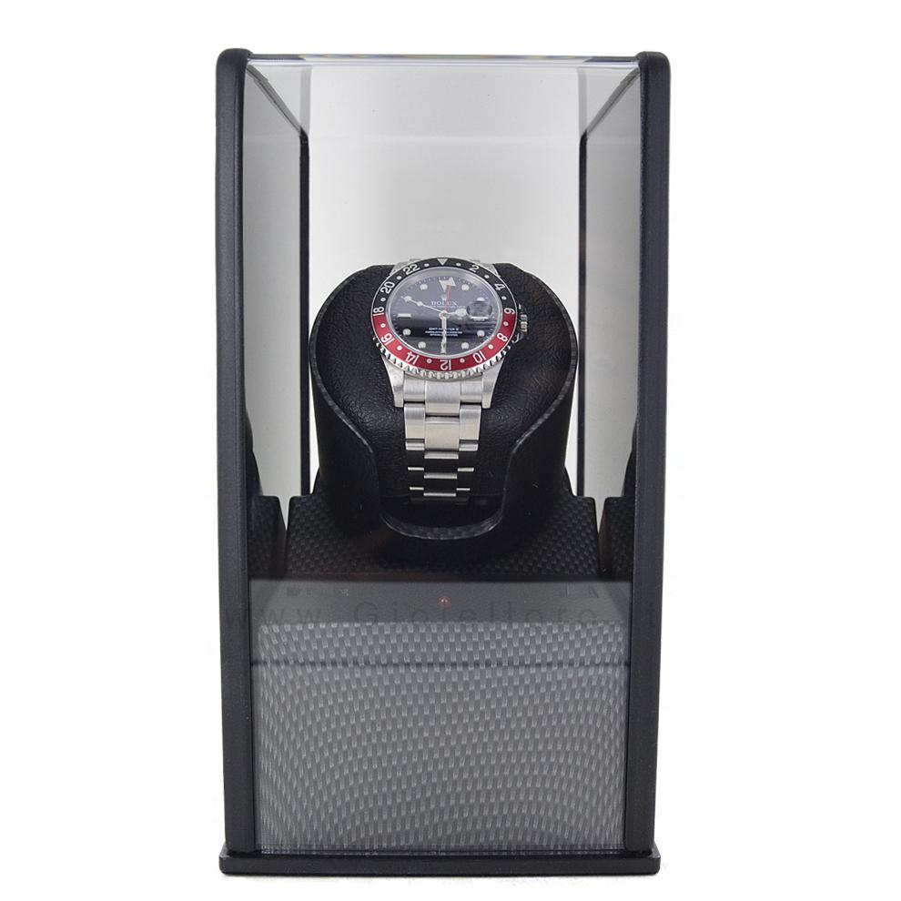Carica orologio Automatico Satin carbon Expert
