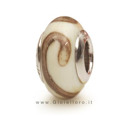 Charm componibile PerlAmore Murano Beads in argento e vetro ELISSE