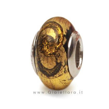 Charm componibile PerlAmore Murano Beads in argento e vetro KATYA TOPAS