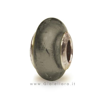 Charm componibile PerlAmore Murano Beads in argento e vetro SI B. DIAMOND