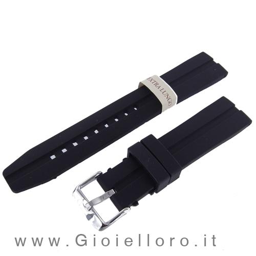 Cinturino Morellato in silicone Extralungo Ansa 20 mm