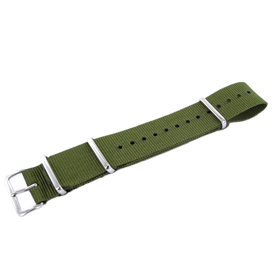 Cinturino NATO STRAPS Army ansa 18 mm