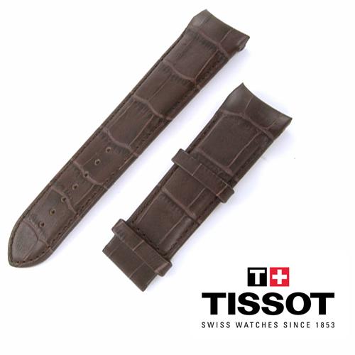 Cinturino di ricambio Tissot Couturier Marrone 23 mm