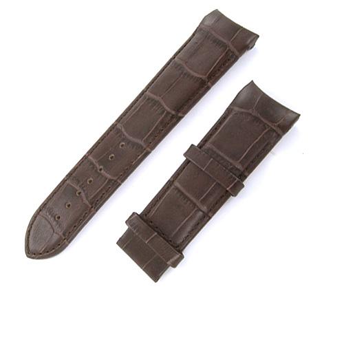 Cinturino di ricambio per Tissot Couturier marrone XL Ansa 24 mm
