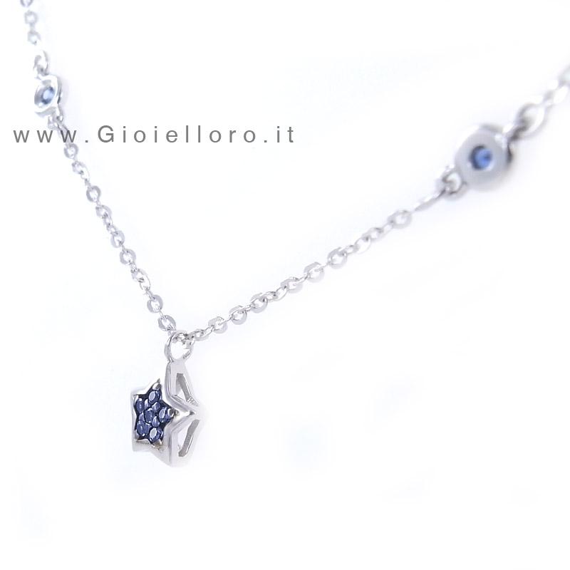 Ciondolo Stella Comete Gioielli San Lorenzo GLB889